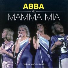 ABBA & MAMMA MIA - HARDBACK BOOK - FREE P&P