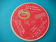 Beer Bar Cerveza Coaster: AMSTEL Brewing ~ Founded in 1870 in Amsterdam, Holland