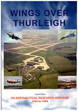 Wings Over Thurleigh: An Aeronautical Research Heritage 1954-1994 by Dobson PB