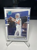 2020 Panini Donruss Optic Jacob Eason Rated Rookie RR RC - Just Released!