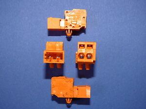10 Stk WAGO 231-632 Kabelklemme 0.08-2.5mm² 2-polig 320 V 12 A