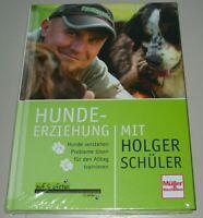 Ratgeber Hunde trainieren verstehen Erziehung Holger Schüler Handbuch Buch Neu!