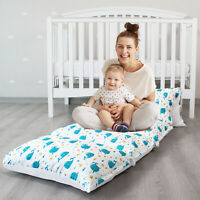 Kids Floor Pillow Lounger Cover Pillow Floor Bed Cover King/Queen Cover Only