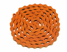 ORIGINAL KMC Chain 1/2x1/8x112 1/Speed Orange for Bike Parts