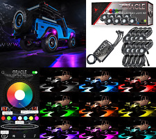 (8 Piece) Oracle ColorSHIFT LED Wheel Well Rock Lights Off-Road Pod Kit
