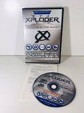 Xploder Lite V4 For Playstation 2 - PS2 - Trial Version