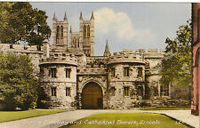 Castle Gateway & Cathedral Towers, LINCOLN, Lincolnshire