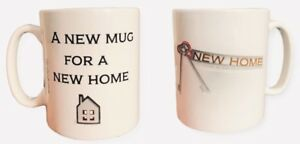 A New Mug For A New Home. House Warming Gift Mug. Gifts For A New House