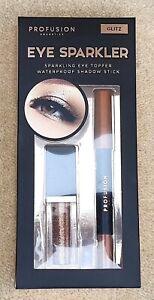 PROFUSION Eye Sparkler Glitz Bronze Sparkling Eye Shadow Waterproof & Stick