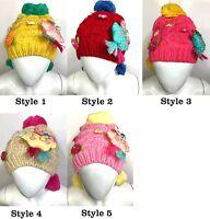 Autumn Winter Warm Baby Boy Girl Kids Soft Cotton Beanie Cap Hat