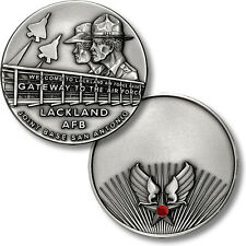 Lackland Air Force Base Challenge Coin US USAF AFB San Antonio TX Basic Training