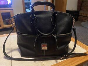 Dooney & Bourke Handbag Purse - Black