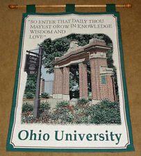 Ohio University College Green Tapestry Wall Hanging