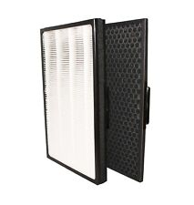 Particle and Add-On SmokeStop Filter Set fits Blueair Pro M L Xl Air Purifiers
