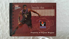 2002-03 Fleer Platinum Inside the Playbook #10PB DaJUAN WAGNER /400 ! (Cavs)