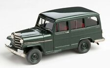 Brooklin 167 Willy's Overland Station Wagon - 4WD 1952