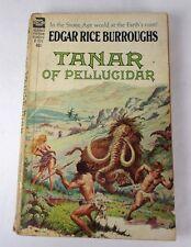 EDGAR RICE BURROUGHS - TANAR OF PELLUCIDAR