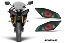 AMR Racing Head Light Eyes Yamaha R6 2006-2015 Street Bike Headlight Part NIGHT