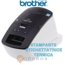 STAMPANTE ETICHETTATRICE TERMICA Printer Brother P-Touch QL-710W