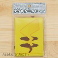 Pokemon Center Original Card Sleeve Pikachu Tail 32 sleeves From Japan