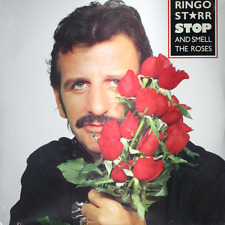 Ringo Starr - Stop and Smell The Roses - ORIGINAL 1981 SEALED VINYL RARE NEW!
