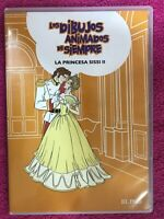 La Principessa Sissi II DVD Los Cartoni De Sempre