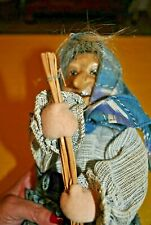 Sorcière Poupée Kim Puppe 1996 Witch Doll Puppe Tête  en porcelaine - 40 cm (6)
