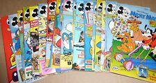 Micky Maus Comic Ehapa 1990 1991 1992 mit allen Beilagen Sonderhefte AUSSUCHEN