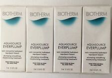 12 Biotherm Aquasource Everplump Plumping Smoothing Moisturizing Treatment 5ml
