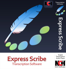 Transcription Software Transcribe Audio | Full License | Email Delivery Now!