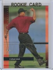 TIGER WOODS ROOKIE CARD 2001 Upper Deck RC Golf PGA GOAT!