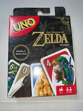 Brand New- Uno Legend Of Zelda LIMITED EDITION Card Game