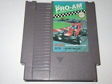 R.C. Pro-Am (Nintendo NES, 1988) -
