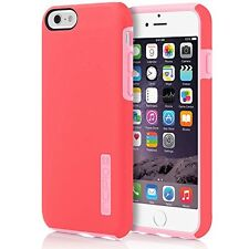 Incipio SILICRYLIC Hard Cover Double Case Shell Ultra-thin iPhone 5C Coral/Pink