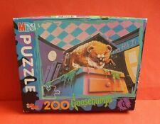 GOOSEBUMPS VINTAGE 1996 JIGSAW PUZZLE  MB * COMPLETE * RARE