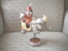 "WDCC Timothy Mouse in Dumbo Ride ""Flight Over Fantasyland"" NLE Number 84 of 750"