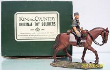 KING & COUNTRY GERMAN CAVALRY GC005 MOUNTED SOLDIER MIB