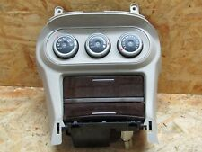 2008 2012 MITSUBISHI GALANT FORTIS CY4A AC HEATER CLIMATE CONTROL W ASHTARY OEM
