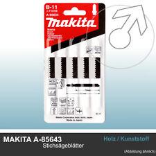 Makita a-85634 5X Scie à chantourner feuillage - Bois 73mm - pour bosch festool