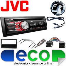 Vauxhall CORSA C 00-04 Jvc Auto Radio Stereo UPGRADE KIT CD MP3 AUX USB NERO