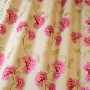Peony Candy - By iliv - Embroidered Fabric - 4 Metre Piece