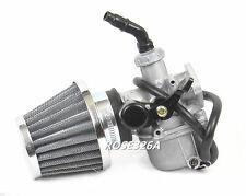Carburetor W/ Air Filter for Baja DR49 DR50 DR70 DR90 WR49 Dirt Bike