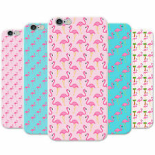 Flamingo Madness Snap-on Hard Back Case Phone Cover for Apple Mobile Phones