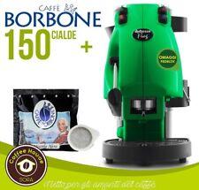 MACCHINA DA PER CAFFE FROG DIDIESSE REVOLUTION +150 CIALDE BORBONE + ACCESSORI