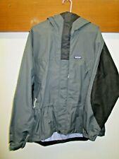 Vintage 1990's Patagonia 3 layer Gore-tex Shell Jacket Black Grey Flawless! sz L