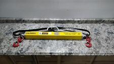 Caldwell 36-2.4 4800 Lb Load Limit 36 In L Battery Lifting Beam