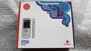 Nokia 6730 Classic (Unlocked) mobile phone Black
