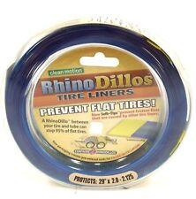 "Rhinodillos Tire Liners Pair 29"" x 2.0-2.125"" Mountain Bike 29in Tube Anti-Flat"