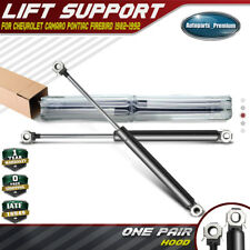 2x Hood Lift Support Shock Strut for Chevrolet Camaro Firebird 82-92 4422
