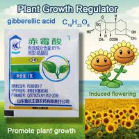 1g Concentrate Gibberellic Acid Plant Growth Regulator Fertilizer Increase Gr FE
